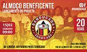 Folder do Evento: Almoço Beneficente - Banducada Sorocaba