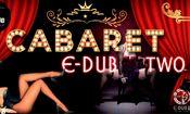 Folder do Evento: Cabaret E-dub Two 10 de Novembro