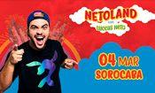 Folder do Evento: Luccas Neto em Sorocaba/SP