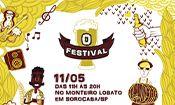 Folder do Evento: O Festival