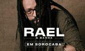 Folder do Evento: Rael em Sorocaba na Toca do Leão