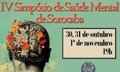 Folder do Evento: IV Simpósio de Saúde Mental de Sorocaba