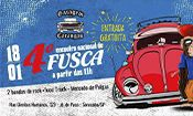 Folder do Evento: 4º Encontro Dia Nacional do Fusca