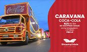 Folder do Evento: Caravana de Natal Coca-Cola 2019