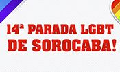 Folder do Evento: 14ª Parada LGBT de Sorocaba