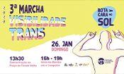 Folder do Evento: 3ª Marcha da Visibilidade Trans • Soroca