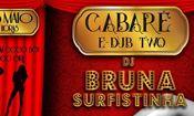 Folder do Evento: Cabaré Edub Two com Dj Bruna Surfistinha