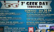 Folder do Evento: 2º Geek Day Sorocaba