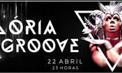 Folder do Evento: Gloria Groove 22 de abril Edub two