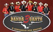 Folder do Evento: Banda 3 Canto