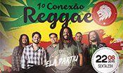 Folder do Evento: 1º Conexão Reggae