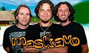 Folder do Evento: Festivel Reggae Verão - Maskavo