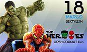 Folder do Evento: Heroes