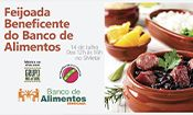 Folder do Evento: Feijoada Beneficente Banco de Alimentos