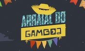 Folder do Evento: Arraial do Gamboa | Open Bar