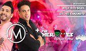 Folder do Evento: The Heroes