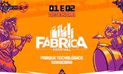 Folder do Evento: Fábrica Festival
