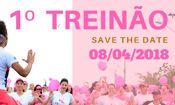 Folder do Evento: 1º Treinão Pink Run Solidária - 2018