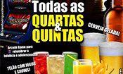 Folder do Evento: Back Road Bar - Quartas e Quintas
