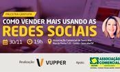Folder do Evento: Como vender mais usando as Redes Sociais