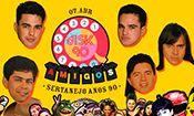 Folder do Evento: Disk 90! ★ Amigos! (Sertanejo 90) ★