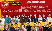 Folder do Evento: Mega Show Aniversário TOP FM Sorocaba