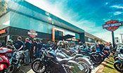 Folder do Evento: 2º Moto Fest de Sorocaba Harley-Davidson