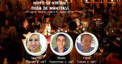 Folder do Evento: Noite de Kirtan (Roda de Mantras)
