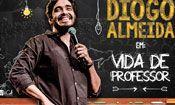Folder do Evento: Diogo Almeida em Sorocaba/SP