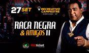 Folder do Evento: Raça Negra e Amigos II Ao Vivo
