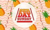 Folder do Evento: Sunday Sunday de Carnaval