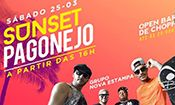 Folder do Evento: Sunset Pagonejo