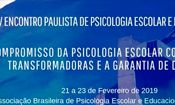 Folder do Evento: IV Encontro Paulista de Psicologia