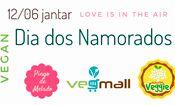 Folder do Evento: Dia dos Namorados Vegano