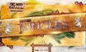 Folder do Evento: THE JUNGLES • Festival - 25/08