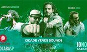 Folder do Evento: Cidade Verde Sounds