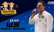Folder do Evento: Show Wesley Safadão - 38ª Festa Junina