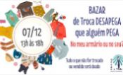 Folder do Evento: Bazar de Troca e Desapego
