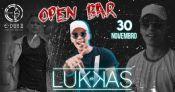 Folder do Evento: Open Bar Mc Lukkas ▬ 30 de novembro
