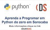 Curso de Python em Sorocaba