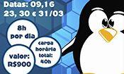 Folder do Evento: Treinamento Linux