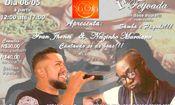 Folder do Evento: Feijoada com Samba em Dose Dupla !!!