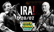Folder do Evento: IRA! em Sorocaba/SP