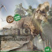 Exposição gratuita Pátio dos Dinossauros