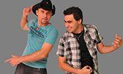 Folder do Evento: Augusto e Rafael