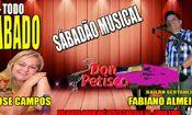 Folder do Evento: Sabadão Musical