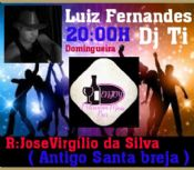 Folder do Evento: LUIZ FERNANDES & DJ.TI