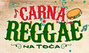 Folder do Evento: Carnareggae na Toca