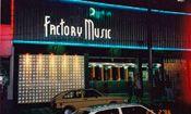 Folder do Evento: Domingueira Factory Music
