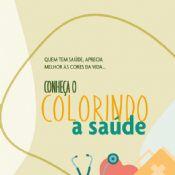 Folder do Evento: Colorindo a Saúde